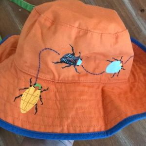 Hanna Andersson Accessories - 2 baby sun hats